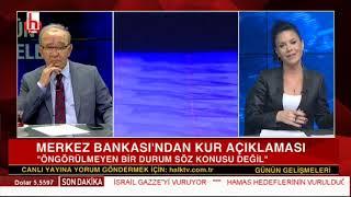Merkez Bankası'ndan flaş kur açıklaması / Fikret Bila