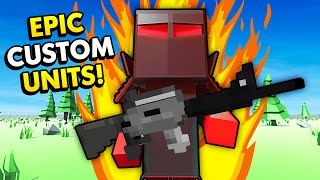 THE MOST POWERFUL CUSTOM UNIT IN ANCIENT WARFARE 2! (Ancient Warfare 2 Funny Gameplay)