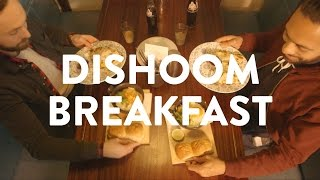DELICIOUS INDIAN BREAKFAST | Dishoom | What