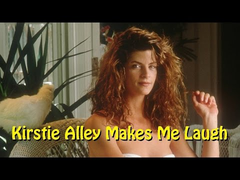 Kirstie Alley Makes Me Laugh (A Tribute)