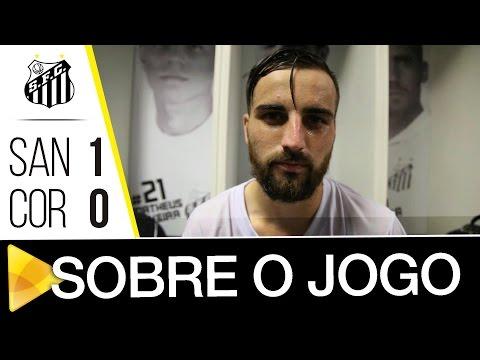 Leandro Donizete e Rafael Longuine falam sobre a primeira vitória no Brasileirão 2017