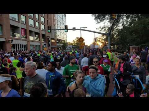 2016 City Of Oaks Marathon / Relay / Half / 10k / 5k   Start Of The Race!