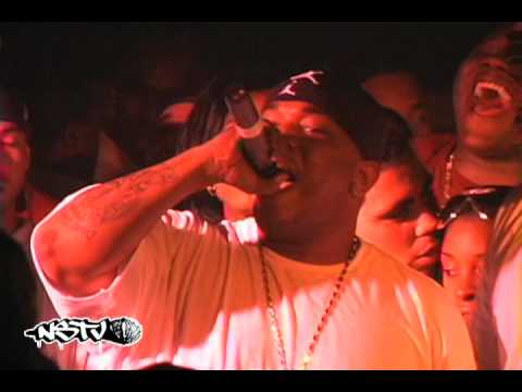 Styles P - freestyle, live show, interview