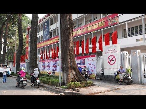 Saigon 2015 - Vietnam Tour Bike in District 1 - Ho Chi Minh City