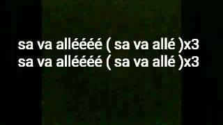Maitre gims feat DJ Arafat sa va allé ( parole )
