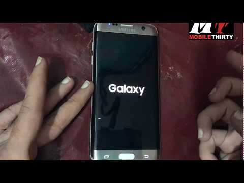 Samsung Galaxy | S7 Edge | SCV33 | Unlock 100% I Without Credit