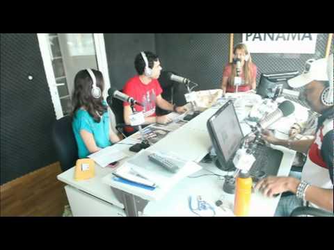 Radio Panama Entrevista con Glee Panama!