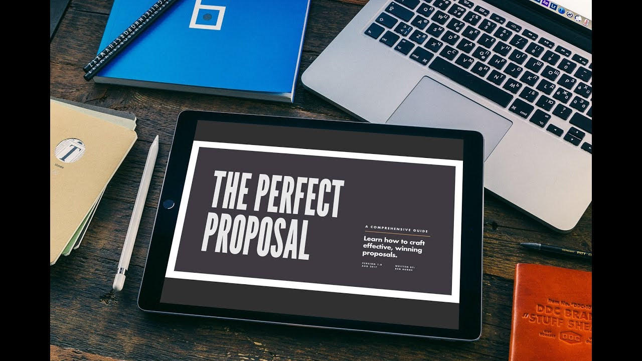 How To Craft The Perfect Proposal From The Futur—Promo Launch!