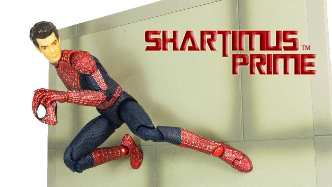 18 Inch Spider Man 2 Toy : Mafex the amazing spider man dx set medicom deluxe