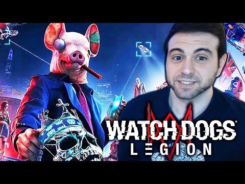 WATCH DOGS LEGION (Gameplay exclusivo)