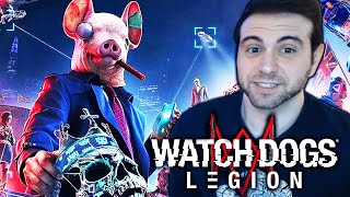WATCH DOGS LEGION (Gameplay exclusivo)