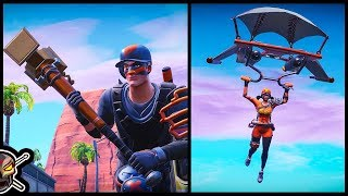 *NEU* FASTBALL und SLUGGER Skins in Fortnite!