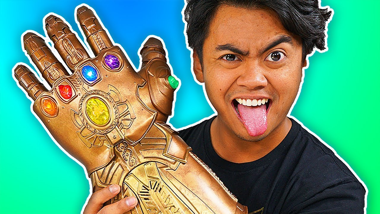 I Bought The REAL RARE Thanos Infinity Gauntlet!