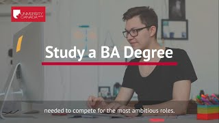 Bachelor of Arts in Business Communication