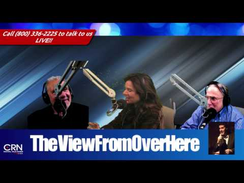 Jerry Costanzo and Maria Capp - The View From Over Here 11/25/2014