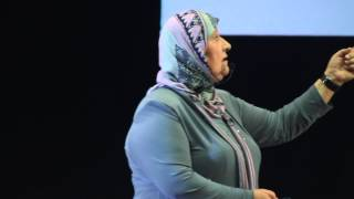 A candle that lit.... inspired and burned out | Sahira Abdul-Lateef | TEDxBaghdad