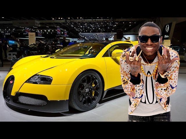 Top 10 Most Expensive Bugatti Cars of Rappers
