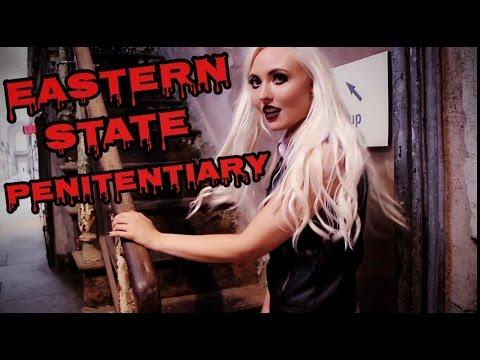 EXPLORING EASTERN STATE PENITENTIARY!