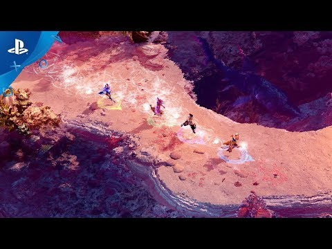 Nine Parchments – Launch Trailer | PS4