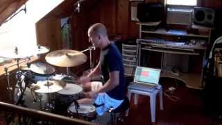 Danny Young Drumming Peacock (Katy Perry Drum Cover)