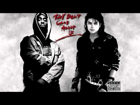 Michael Jackson & 2Pac - They Don't Care About Us (The Rebels Remix)