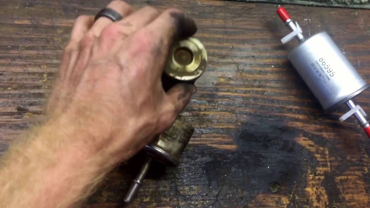 1999 f 150 fuel filter change [ 1280 x 720 Pixel ]
