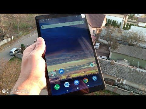 Teclast P10S Распаковка очень интересного планшета с 4G