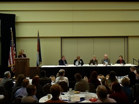 Arvada Chamber of Commerce Breakfast - November 2016