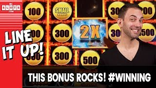 🎆 WINNING 🎸 Bonus ROCKS ✪ Hard Rock AC  (S. 26 • Ep. 2)