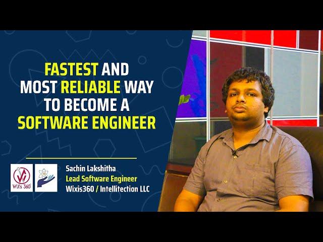 How to become a software engineer? Sachin said