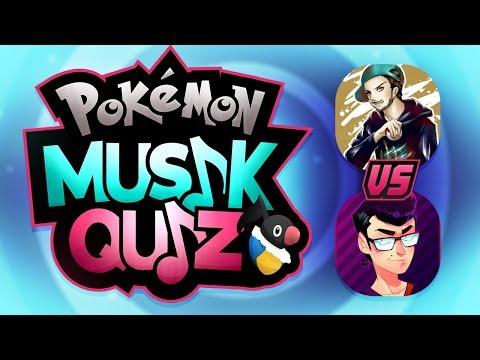Pokémon Musik Quiz - w/ RegiBang & Shiro - [06]
