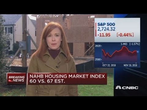 Homebuilder confidence plummets to the lowest level in more than 2 years