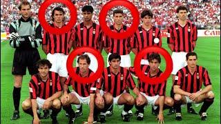 AC Milan ● Greatest Defence Ever ||HD||►Tassotti Baresi Costacurta Maldini◄