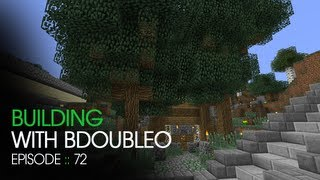 Minecraft Building with BdoubleO - Episode 72 - Tucked Away