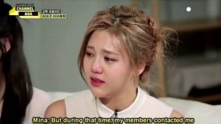Download [Engsub] Former AOA Member Mina sharing the difficulties she faced.