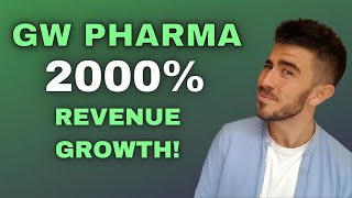 TOP CANNABIS STOCK - GW PHARMA (GWPH - 2000% REVENUE GROWTH)