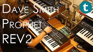 Dave Smith Instruments | Prophet REV2-16 | Demo