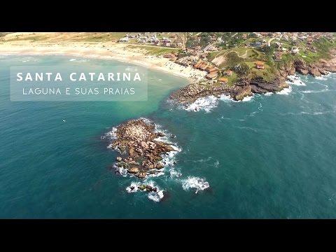 Santa Catarina - Laguna e suas Praias