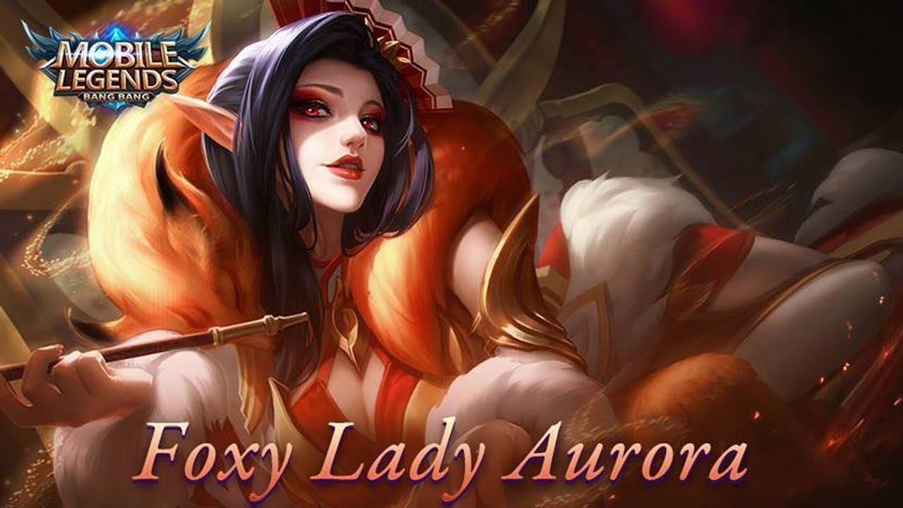 Aurora – Foxy Lady