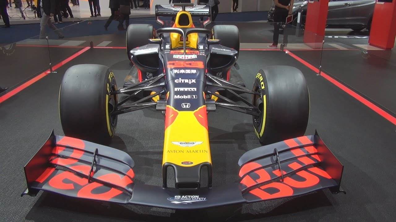 Honda Aston Martin Red Bull Racing Rb15 Formula 1 2019 Exterior And Interior Youtube