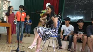 I Lay My Love on You - Cover Ngân Phan
