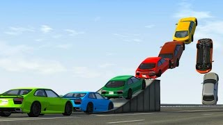 Massive Car Pile-ups&Crashes Compilation - BeamNG DRIVE HD 60FPS