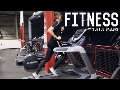 Fitness Treadmill Workout For Footballers | Boost Your Stamina With This 10 Minute Workout