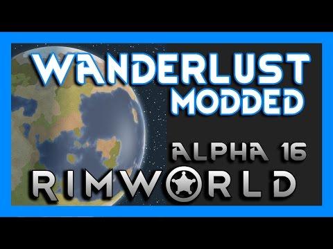 RimWorld Alpha 16 Modded | Episode 1 [Mod Squad]
