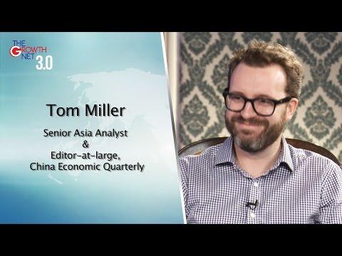 Tom Miller, Author, China's Urban Billion, China