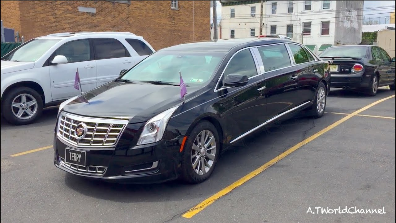 REAL LIFE Presidential Drift Limo from Forza Motorsport 6! Cadillac ...