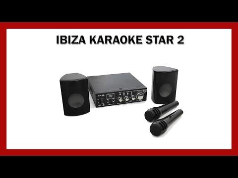 Karaoke - Ibiza karaoke Star 2