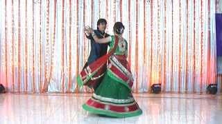 Wedding Couple Dance Performance - Tujh Mein Rab Dikhta Hai & Pehli Nazar Mein