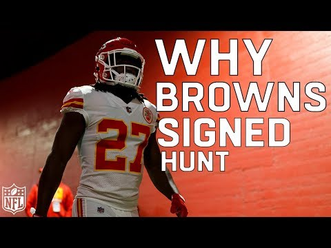 Scott Sands - Does Kareem Hunt Deserve A Second Chance In The NFL