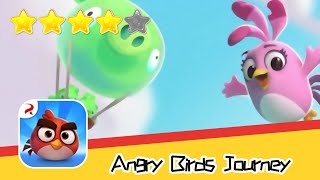 Angry Birds Journey 49 Walkthrough Fling Birds Solve Puzzles Recommend index four stars